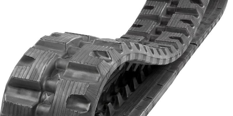 250 mm breite, robuste Ketten für Mini - Lader
